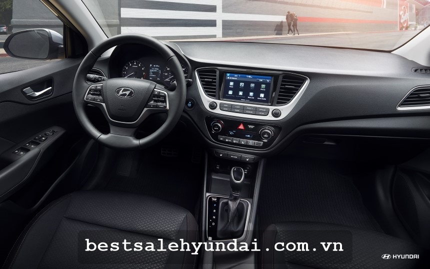 Hyundai Accent 2020 Noi That