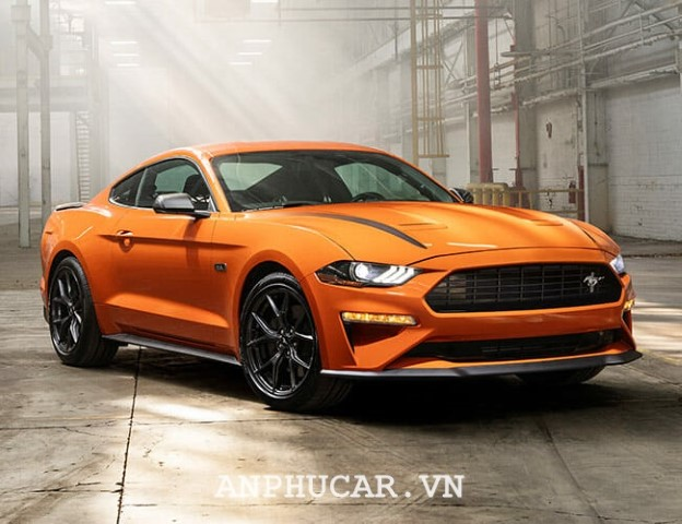 Ford Mustang 2020 danh gia chi tiet