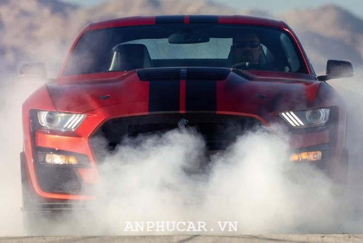 Ford Mustang Shelby GT500 2020 van hanh