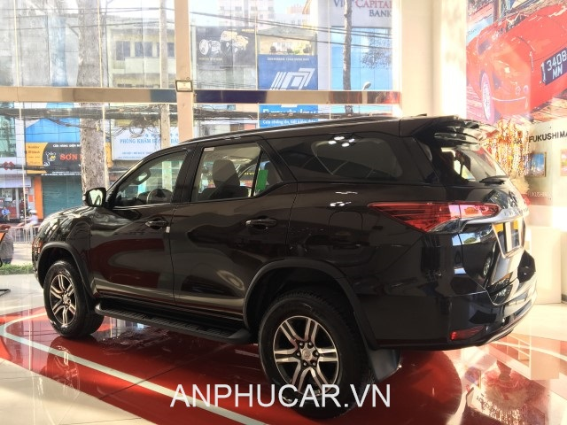 than xe Toyota Fortuner